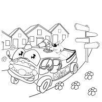 Пожарная машина мак Раскраски машины бесплатно