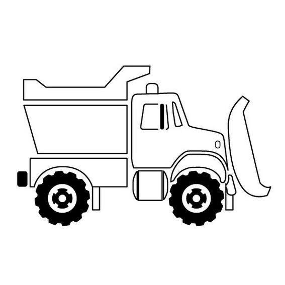 Дорожная техника для уборки дорог Скачать раскраски машины